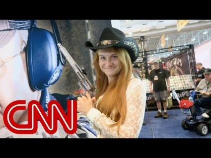 What Criminal Conspiracy Charges Against An Alleged Russian Spy Might Mean For The NRA