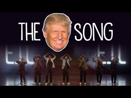 East India Comedy Troupe's 'Trump Song' Is Not Work Safe