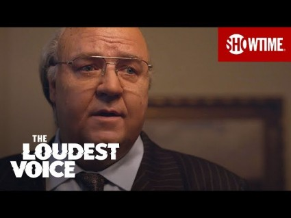 Russell Crowe Is Perfect As Fox's Roger Ailes