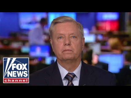 Sen. Graham: Be Glad Trump's China Trade War Tanked Your 401(k)!