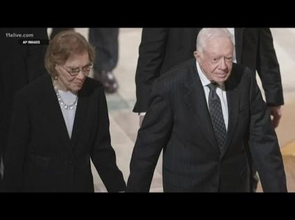 Congratulations, Jimmy And Rosalynn Carter!