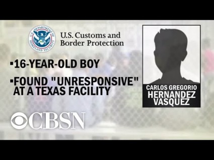 Friday News Dump: Border Patrol Lied About Death Of Teen, And Other News