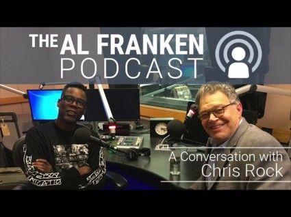 C&L's Sat Night Comedy Club: Al Franken Interviews Chris Rock