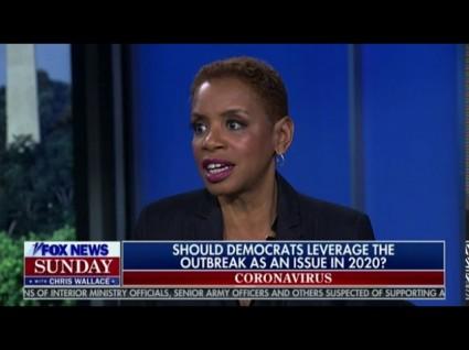 Donna Edwards: On Coronavirus, Trump Should 'Just Shut Up'