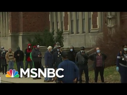 Voter Suppression May Backfire As Wisconsin Lines Up To Vote