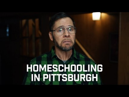 Pittsburgh Dad Tries Homeschooling