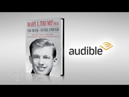 Stephen Colbert Has A (Fake) Sneak Peek At Mary Trump's New Book