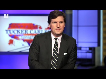 Friday News Dump: David Duke Urges Trump To Make Tucker His VP, And Other News