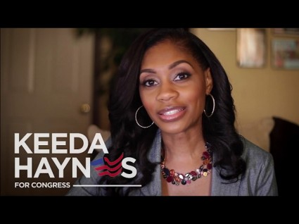 Keeda Haynes: 'It Is Time For Change And I Am That Change.'