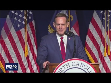 GOP In Disarray As Trump Endorses Way Too Early In North Carolina