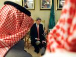 Kerry Says Saudis Back His Mideast Peace Moves