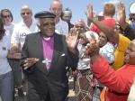 Tutu 'Not Invited' To Mandela Burial