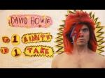 Open Thread - David Bowie In One Minute