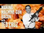 Introducing Ted' Machine Gun Bacon' Cruz