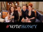 The Fabulous 'Will And Grace' Cast Reunite For Hillary Clinton