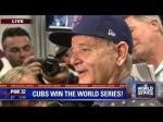 Taking A Sanity Break To Watch Bill Murray Because CUBS WIN!
