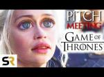 Open Thread - Pitch Meeting For Game Of Thrones