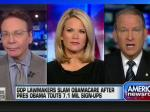 Fox's Blakeman: White House 'Miraculously' Got 7 Million ACA Enrollments On Last Day