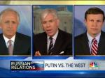 David Gregory And Bob Corker's Hard Ons To Scare Putin