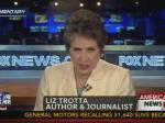 Liz Trotta Gives Hate-Filled, Rambling, Incoherent Attack Of Obama's Foreign Policy