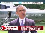 President Obama: U.S. Will Not Send Troops Into Iraq