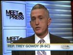 Trey Gowdy's Hissy Fit Over McCarthy's Benghazi Comments