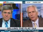 MSNBC Hosts A 'Fair And Balanced' Debate On The GOP's Flat Tax Plan