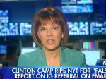 Judith Miller Pushes For More Coverage Of Clinton Emails Regardless Of Times' Botched Reporting