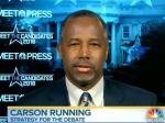 Ben Carson Thanks Trump For Giving Him Cover On Lack Of Political Experience