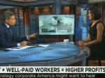 MIT Business Professor: Happy, Well Paid Workers Equal Higher Profits
