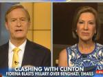 Fiorina Jabs At Trump, Promises To Continue 'Throwing Punches' At Clinton