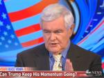 Gingrich Claims Trump Isn't Going To Hurt The Republican Party
