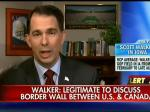Walker: 'I've Never Talked About Building A Wall' With Canada