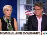 Scarborough And Heileman Chuckle Over GOP Exploitation Of Benghazi