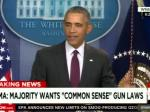 Obama: 'Thoughts And Prayers Are Not Enough'