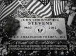 'Stop Hillary PAC' Ad Features Grave Of Christopher Stevens