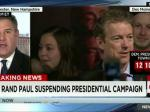 Rand Paul Suspending Presidential Bid