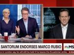 Santorum Struggles To Name Any Rubio Accomplishments