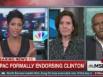 Tamron Hall Punks Michael Steele Over RNC's Non Attemps To Court Black Voters