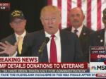 Donald Trump Lists Rich Friends Who Donated To Veterans Fundraiser
