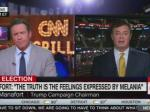 Chris Cuomo To Paul Manafort: 'You're Lying' About Melania Trump's Plagiarized Speech