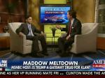 Fox Accuses Maddow Of Having A 'Meltdown' For Calling Trump Gateway Drug For The Klan