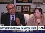 Khizr Khan: GOP Leaders Should Repudiate Donald Trump