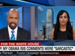 Katrina Pierson Claims Afghanistan Was 'Obama's War' (Updated)