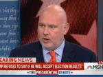 Steve Schmidt: Trump Like An Old Man In The Park Feeding Squirrels Arguing With Himself