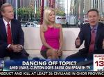 Fox And Friends Freak Out: Hillary Went To Adele Concert Instead Of Watching Chicago Cubs