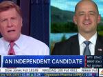 Evan McMullin Forces CNBC Host To Start Yelling 'Brexit! Brexit!'