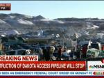 Army Corp Of Engineers Halts DAPL--UPDATED
