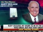 Rudy Giuliani Tells Fox News Why He Dropped Out Of Secretary Of State Contention