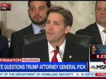 Sen. Sasse Blames Obama For America's 'Civics Ignorance' Because Of His Executive Orders